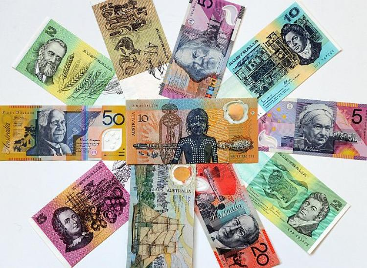 Australian dollarAustralian Dollar Closes at 8-Month High