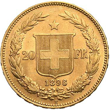 Swiss francSwiss Parliament Examines 'Gold Franc ...