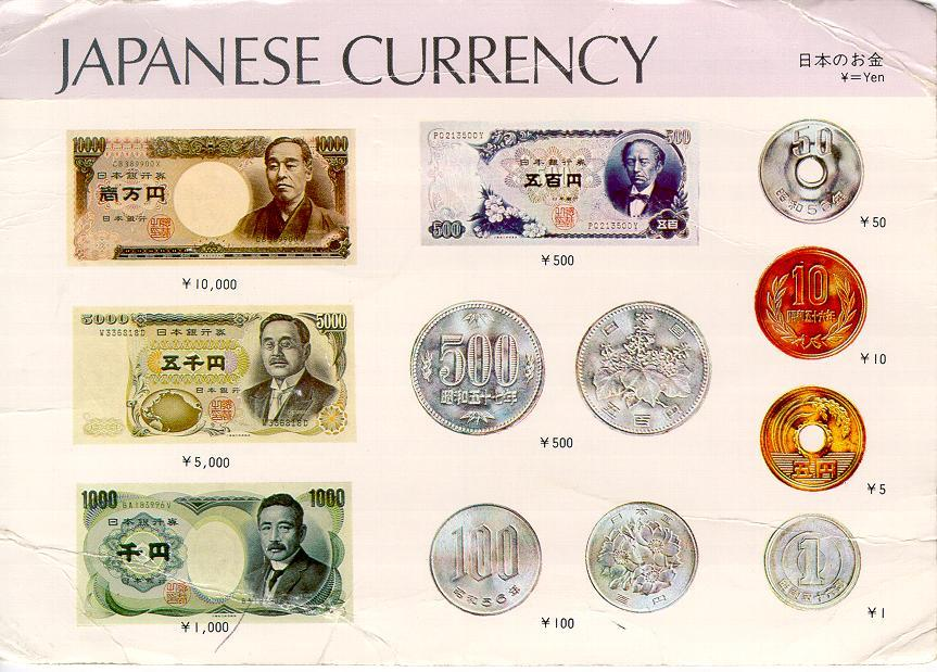 Japanese yen... Singapore Dollar to Japanese Yen