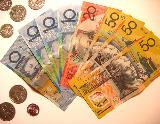 Australian dollar... Employment, Increase in Australian Dollar