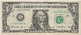 United States dollar... United States one dollar bill, series 2003
