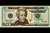 United States dollarImage of United States twenty dollar bill